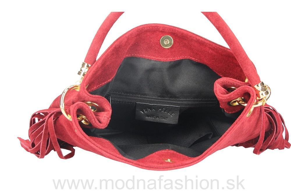 56b8236837 Kompletné špecifikácie · Na stiahnutie · Súvisiaci tovar. Talianska kožená  kabelka. MADE IN ITALY. pravá koža v úprave semiš ...