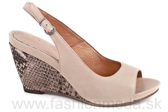 f67c15096fef Dámske kožené sandále