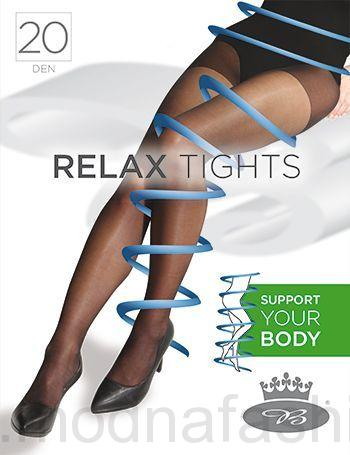Pančuchové nohavice 1472 RELAX TIGHTS opal