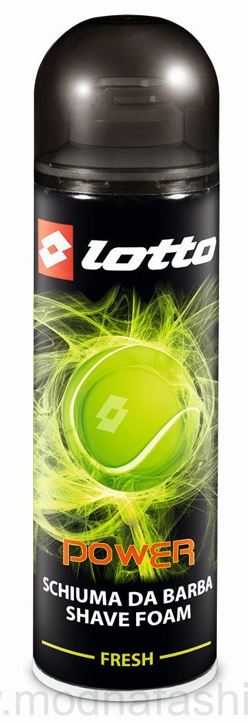 Pena na holenie LOTTO POWER  FRESCH 300 ml