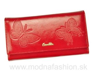 Dámska peňaženka CAVALDI 370 červená empty a7e4f6b1908